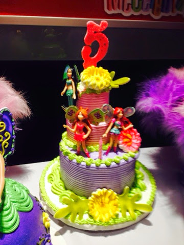 Debut Cake Designs Red Ribbon : Nikki s Nurturance: Cakes for My Daughter s Winx Party ...