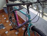 se vende bicicleta de montaña de 26