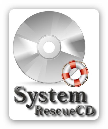 SystemRescueCD 3.5.1 Final - Administra particiones, cl�nalas o rep�ralas