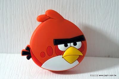裝潢五金 品名:KT038-憤怒鳥 規格:寬44*高25m/m 材質:塑膠 顏色:紅色 玖品五金