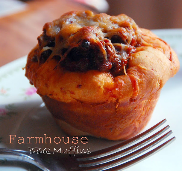 Farmhouse BBQ Muffins