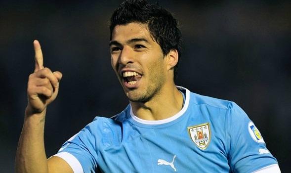 Fotos uruguay vs chile (4-0)