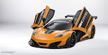 McLaren MP4-12C Can-Am Edition Racing Concept comes to Pebble Beach
