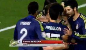 Goles Valencia R madrid [1-1]resumen Copa rey 23 Enero