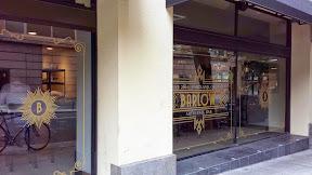 The exterior of Barlow Artisanal Bar