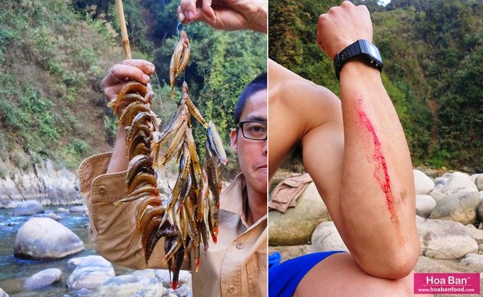 câu cá bống suối tây bắc - 10