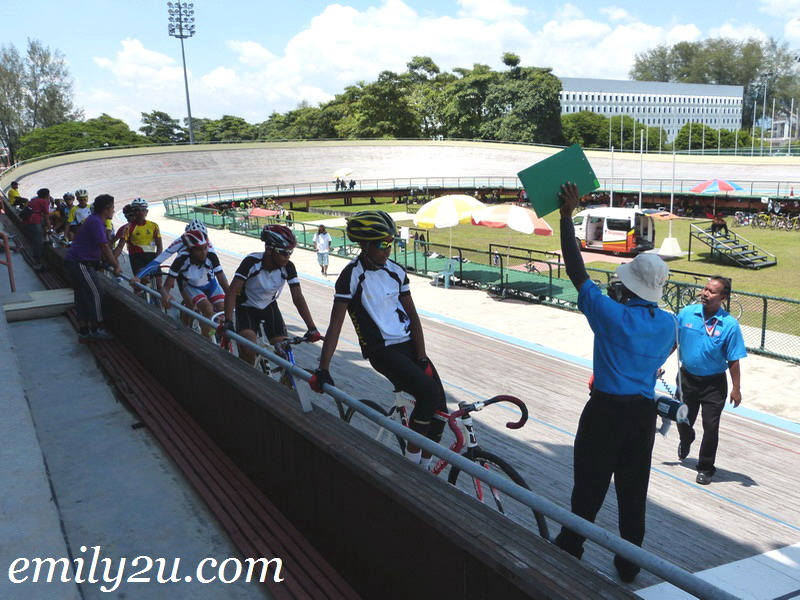 National Junior Track Cycling Championships Circuit 01/2012