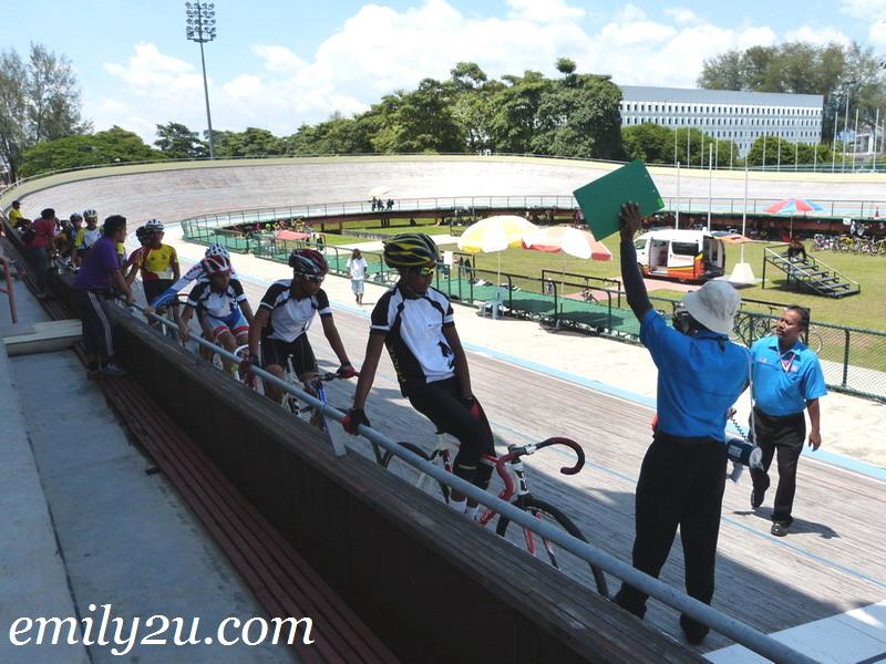 National Junior Track Cycling Championships