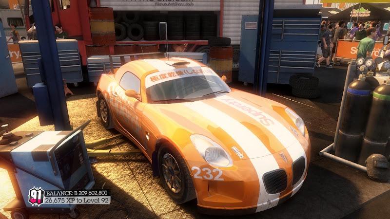 รายการรถกลุ่ม Rally ใน DiRT2 Sor-04