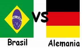 Brasil vs Alemania  en vivo 14  de julio Mundial 2014