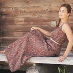 Maxi Strap Dress