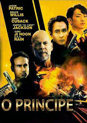 Filme Poster O Príncipe DVDRip XviD Dual Audio & RMVB Dublado