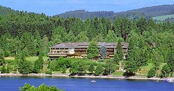 l'hotel et son environnement