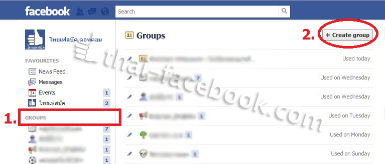 how to create close group in facebook