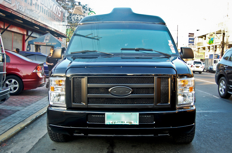 Gerard Anderson Ford E150 Philippines Atoy Customs Custom Pinoy Rides pic11
