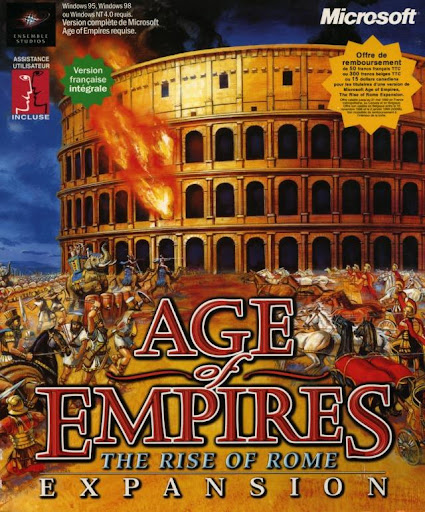 Age of Empires: The Rise of Rome PC Hileleri