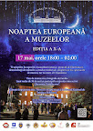 Poster European Night of Museums 2014