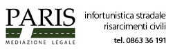 Main Sponsor - Paris Mediazione Legale, Avezzano