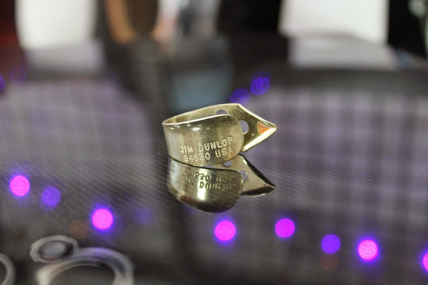 Miếng Gảy - Dunlop Niken Silver Thumbpicks