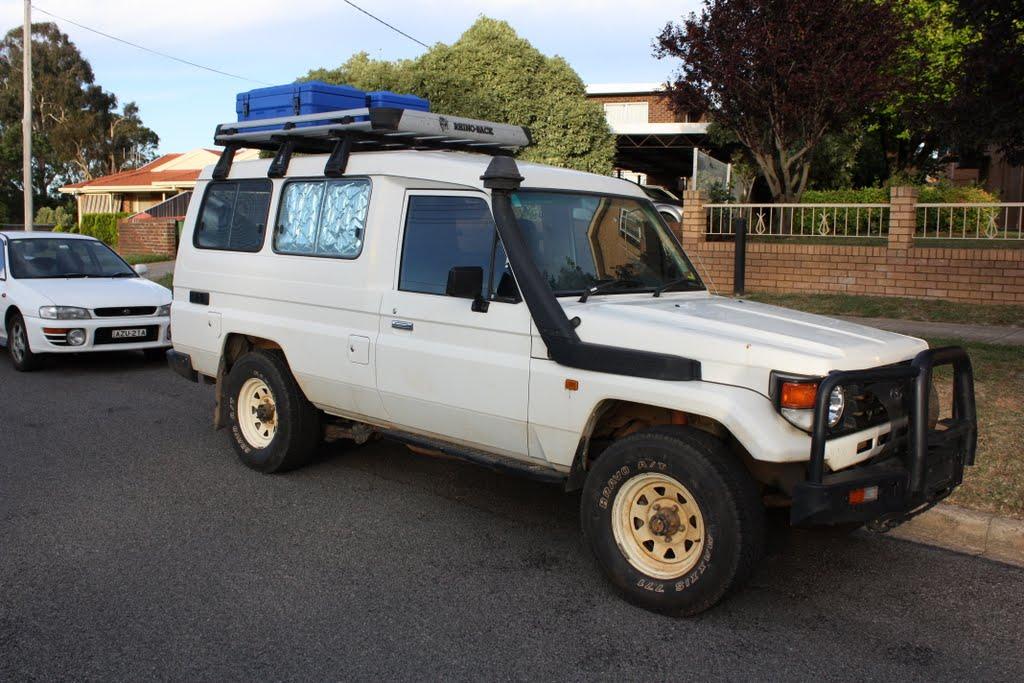 Australia Most Popular Market For Toyota Landcruiser