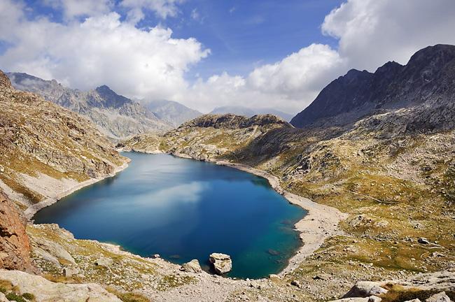 Traversée des Alpes, du lac Léman à la Méditerranée Gr5-briancon-mediterranee-lac-basto