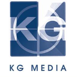 KG Media logo