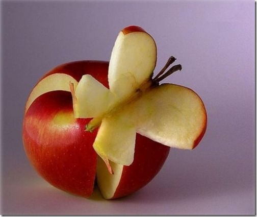 Most Unbelievable Fruits Art Seen On www.coolpicturegallery.us