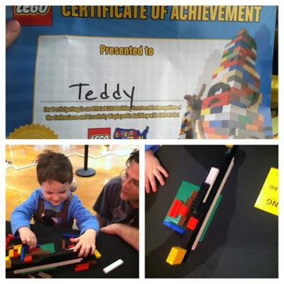 LEGO education, toddler LEGO project, homeschool field trip