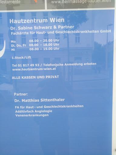 Hautzentrum Wien - Dr. Sabine Schwarz, Niederhofstraße 39, 1120 Wien, Österreich, Hautarzt, state Wien