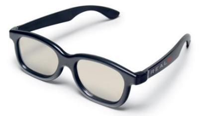 3D TV glasses