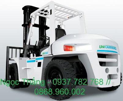 xe nâng diesel 3.5 - 5.0 tấn Nhật Bản