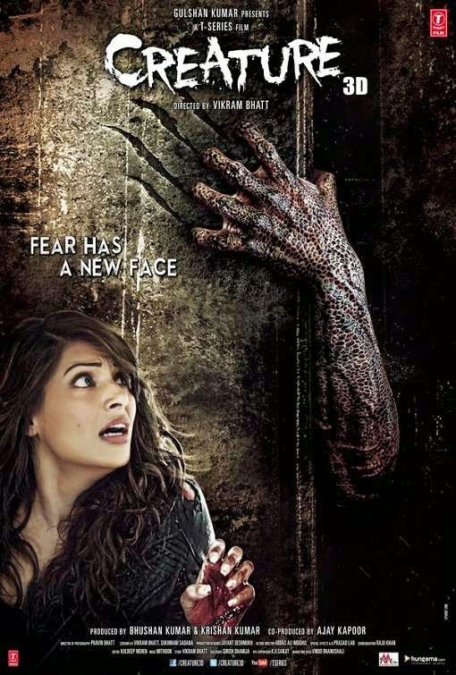 Poster Of Hindi Movie Creature (2014) Free Download Full New Hindi Movie Watch Online At Alldownloads4u.Com