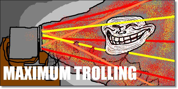 Resultado de imagen para máximum trolling