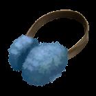 Paraorecchi (blu)