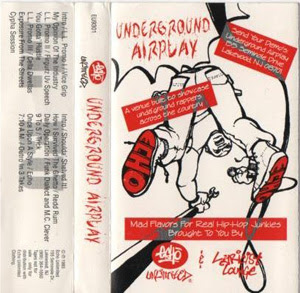 Underground Airplay Vol 1
