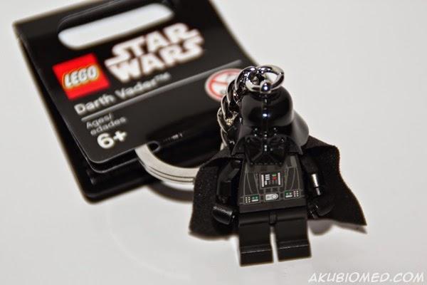 keychain dark vader lego
