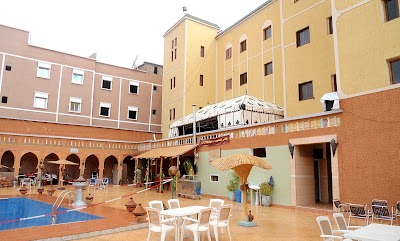 Hotel Espace Tifawine, Souss-Massa (+212 661-927198)