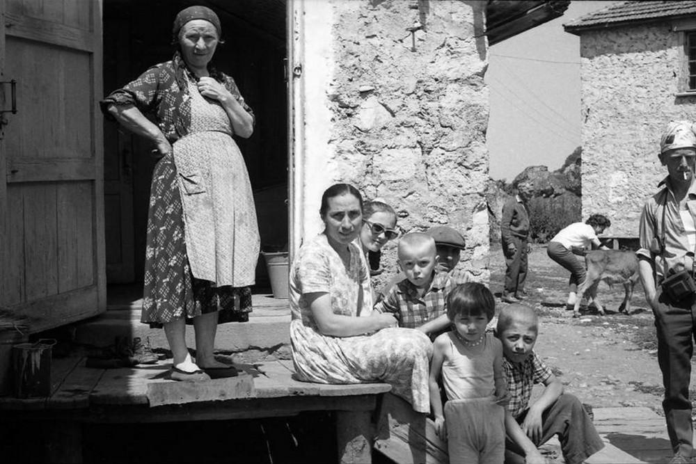 Грузия глазами французского туриста в 1963 году - 16 фото