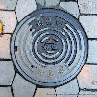 札幌市水道空気弁ハンドホール蓋
