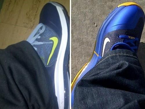 Sneak Peek Nike LeBron 9 Lows 8220Cyber8221 and 8220Entourage8221