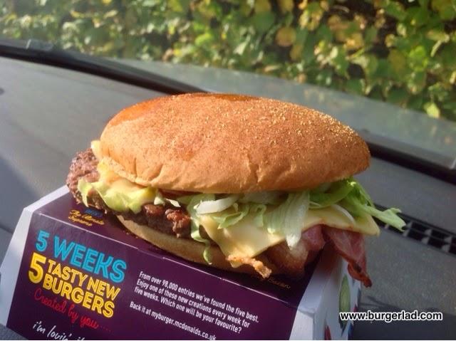 McDonald's Sweet Chilli Fiesta