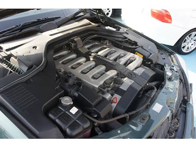 v12 engine mercedes