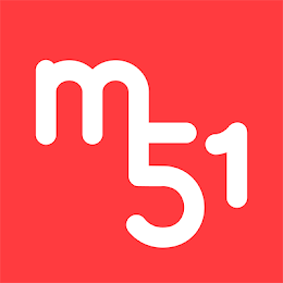 M51 Marketing AS logo