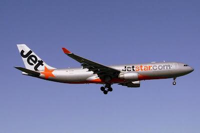 Jetstar Airbus A330-200