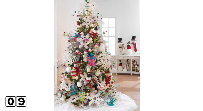 Christmas Tree Decorating Ideas Look Great with Picture 009