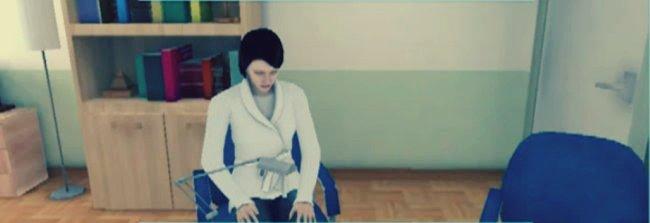 Paciente virtual psiquiatría en depresión y trastorno bipolar, un pantallazo
