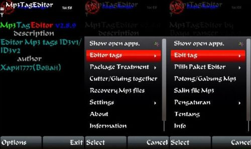 Mp3TagEditor v2.8.9 Indonesia S60v3 S60v5 Unsigned by Bayu_ranger [Python]