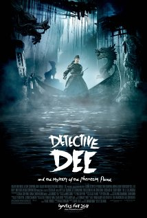Detective Dee and the Mystery of the Phantom Flame - Di Renjie (2010)