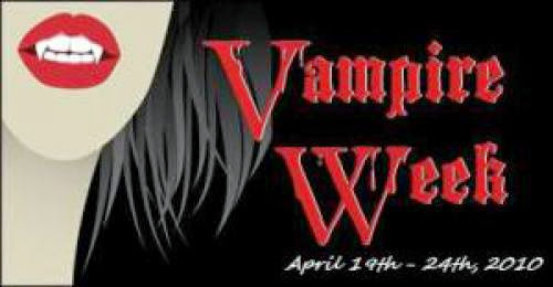 Vampire Week Tv With Bite
