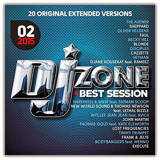 VA-DJ Zone Best Session 02-2015-2CD-2015-ONe Download